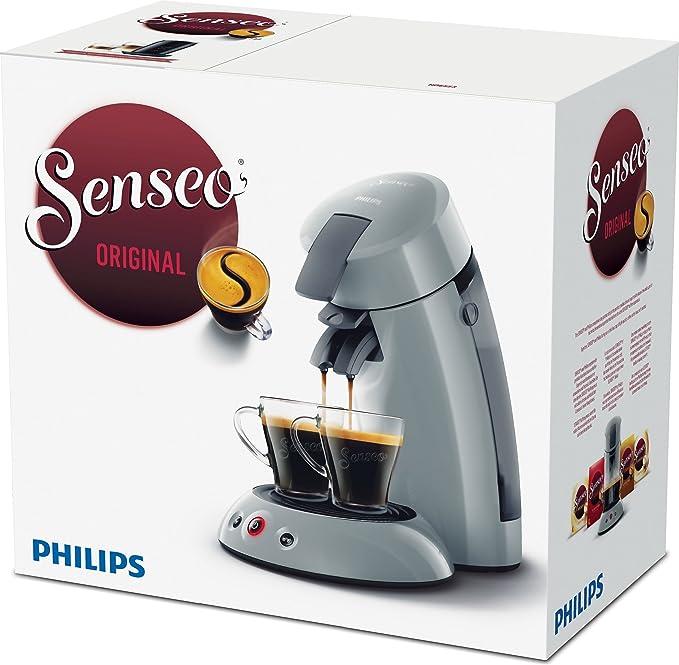 Senseo Original HD6553/70 - Cafetera (Independiente, Máquina de ...
