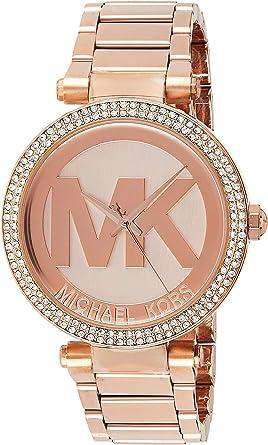 Michael Kors Women's Parker Gold Tone Watch