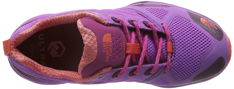 The North Face W Ultra Fastpack II, Zapatillas de Senderismo Para Mujer, Morado (Sweet Violet/Pamplona Purple), 40 EU