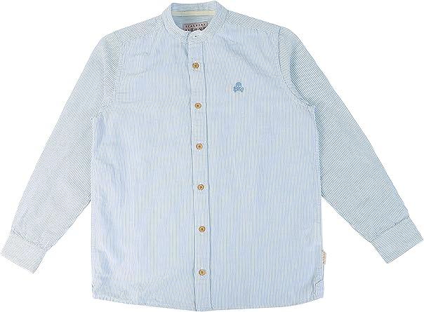 Scalpers Mao Kids Shirt - Camisa para niño: Amazon.es: Ropa y accesorios