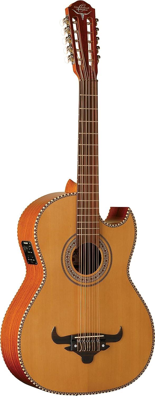 Oscar Schmidt OH42SE-O-U - Guitarra acústica baja, 10 cuerdas ...