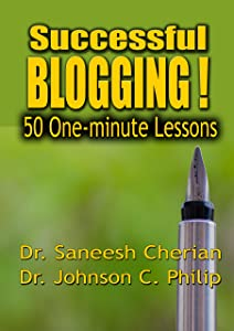 Successful Blogging: 50 One-minute Lessons!!
