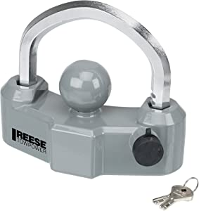 Reese Towpower 7088300 Heavy Duty Coupler Lock