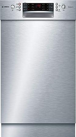 Bosch Serie 6 SPU66TS01E lavavajilla Totalmente integrado 10 ...