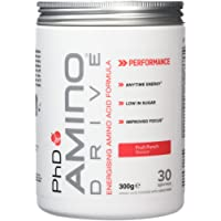 PhD Nutrition Amino Drive Supplement, Fruit Punch