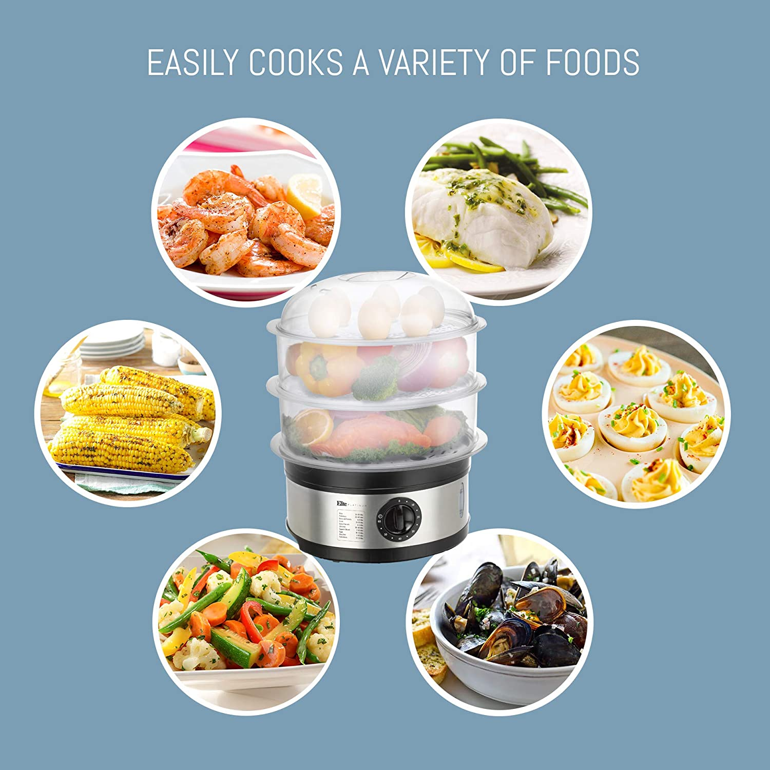 Which brand is best for rice cooker? Elite Gourmet deserves a place