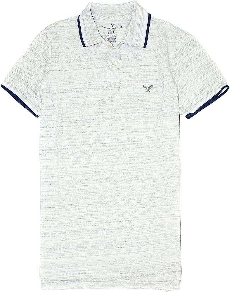 American Eagle Pique Flex Polo 033 para Hombre X-Large Tall ...