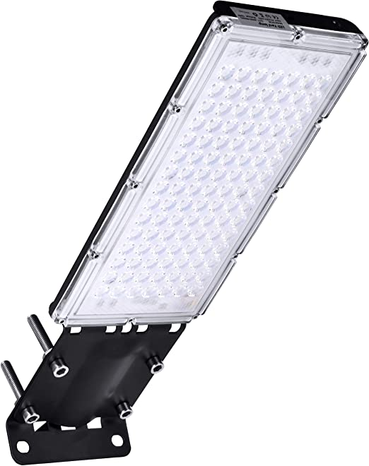 Ankishi Foco Módulo Super Brillante 100W,Focos LED Exterior Impermeable IP65, Farola con soporte de montaje, Reflector Lámpara para Exterior, Floodlight Jardín Patio, SMD2835 6500K (Blanco Frío): Amazon.es: Iluminación