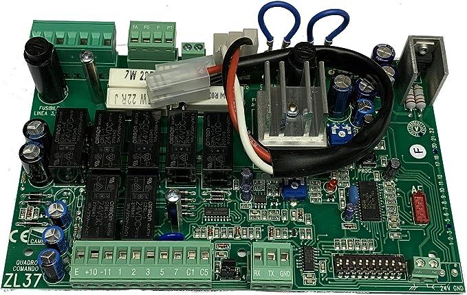 Placa electrónica Zl37F: Amazon.es: Hogar