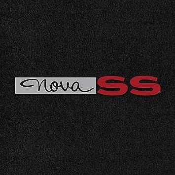Lloyd Mats Chevrolet Nova SS Custom Velourtex Front Floor Mats 1963-1964