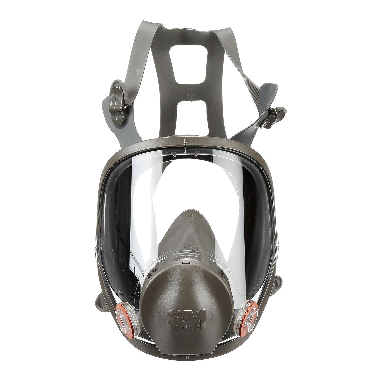 3M™ Full Facepiece Reusable Respirator, 6900, large 051131494881