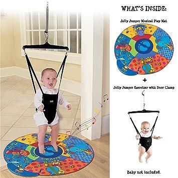 54f121f62435 Amazon.com   Jolly Doorway Swing Jumper. Doorway jumpers   bouncers ...