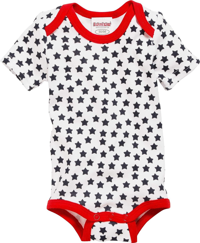 Schnizler Baby-Unisex Body