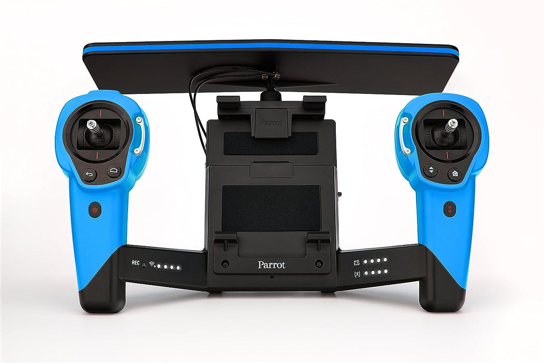 Parrot - Skycontroller, Color Azul (PF725001AE): Amazon.es: Juguetes y juegos