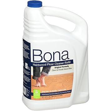 Amazon Bona Hardwood Floor Cleaner Refill 128oz Health