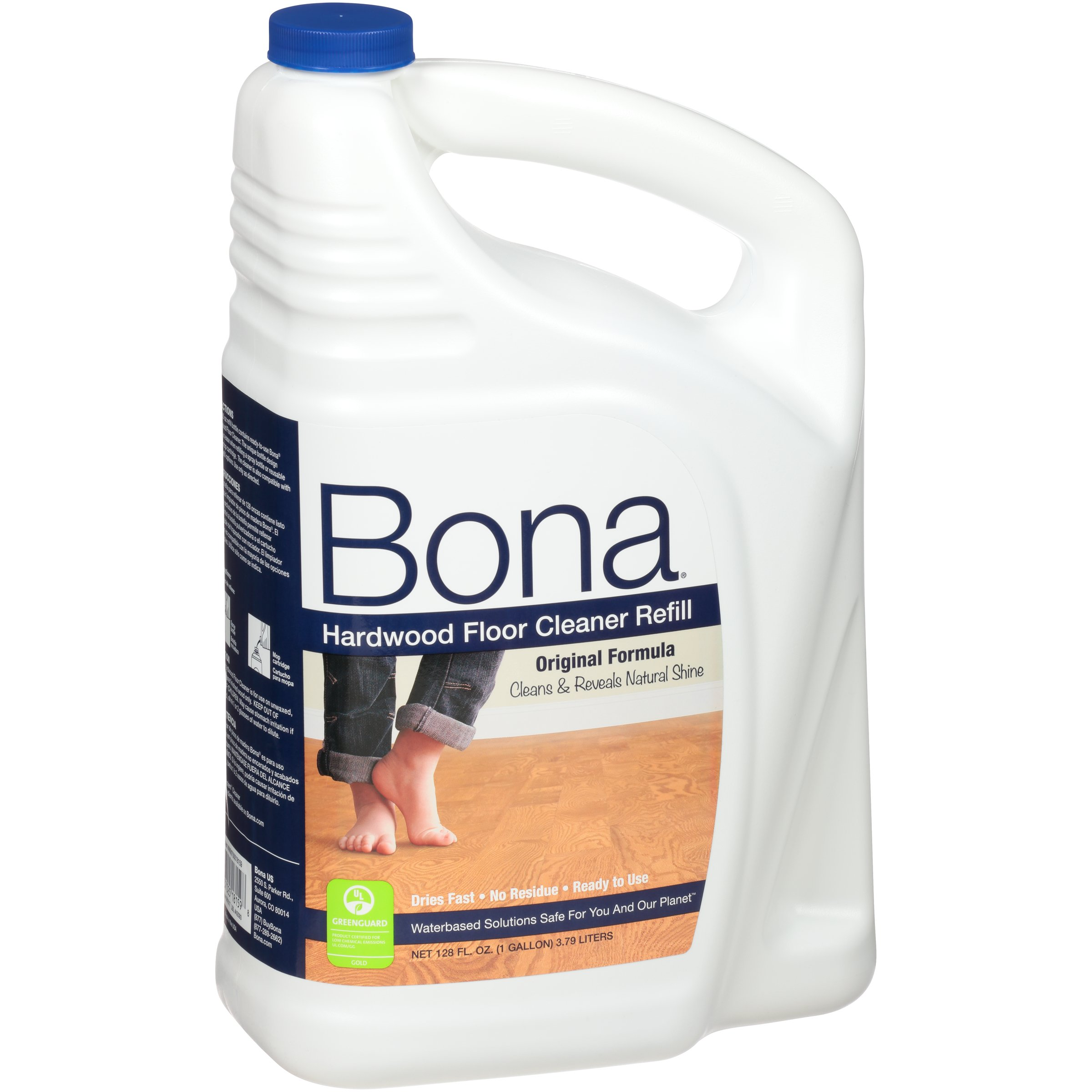 Bona Hardwood Floor Cleaner Refill 128oz by Bona