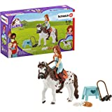 SCHLEICH Horse Club Sella /& briglie Horse Club Hannah /& Cayenne