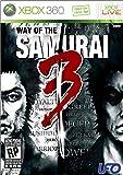 Way of the Samurai 3 - Xbox 360