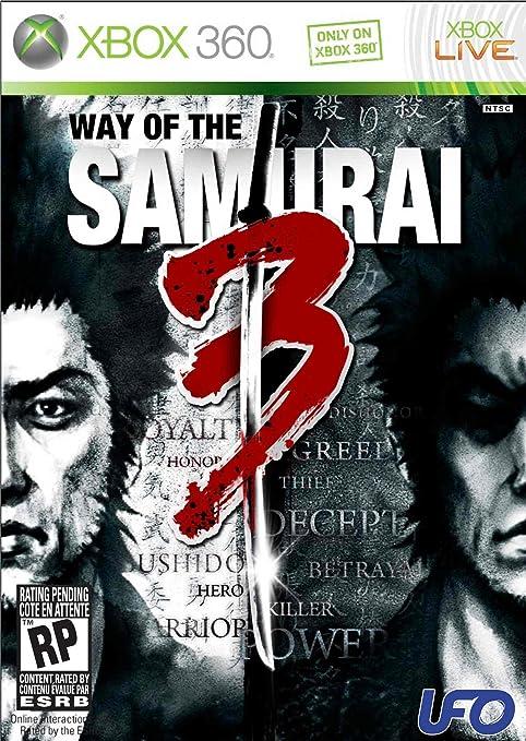 Way of the Samurai 3 : Xbox 360: Amazon.es: Música