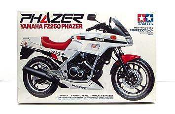 amazon タミヤ1 12ヤマハfz250フェーザー 1 12オートバイ 14047