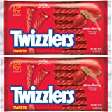 Twizzlers Strawberry Twist, 16-Ounce Bags (Pack of 2)