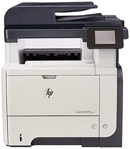 Amazon.com: HP LaserJet Pro MFP M521DN Printer - OEM - OEM ...