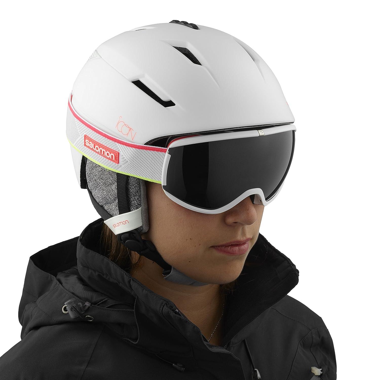 Salomon Damen iVY Skibrille, Custom ID Passform, Airflow System