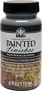 product image for FolkArt Painted Finishes (4 Ounce), Dark Rust, 4 oz
