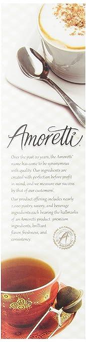 amoretti definition