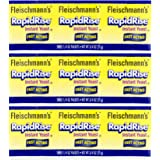 Fleischmann's Rapid Rise Yeast, 0.25 Ounce (9 Count)