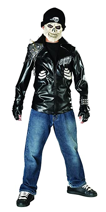 Amazon.com: Rubie s Costume Co muerte Rider disfraz ...