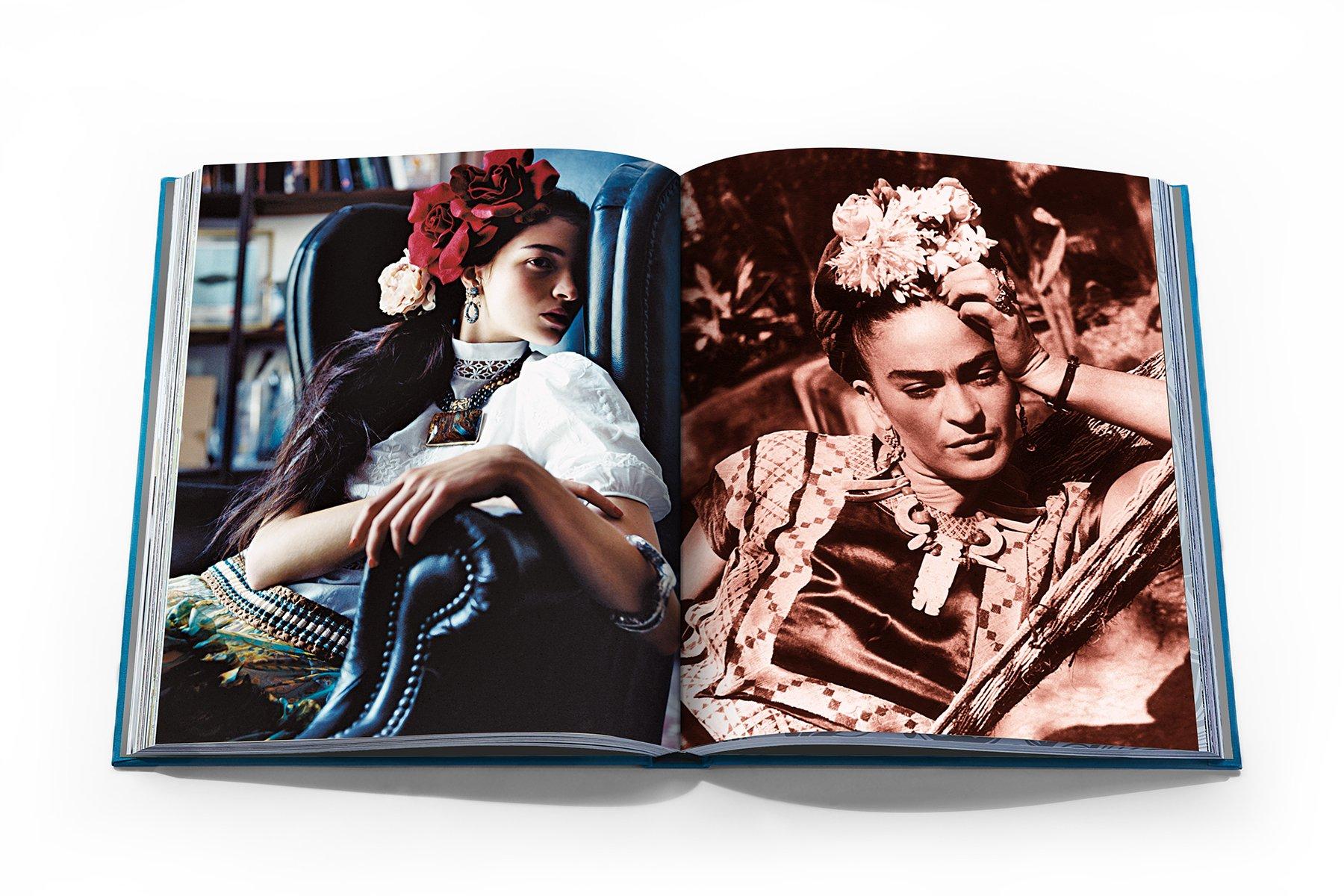 20x30cm Frida Kahlo 2 signes Legends Rusty Tin signe