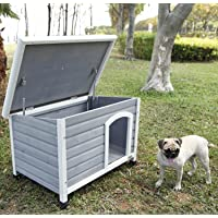 Petsfit Wooden Dog Houses