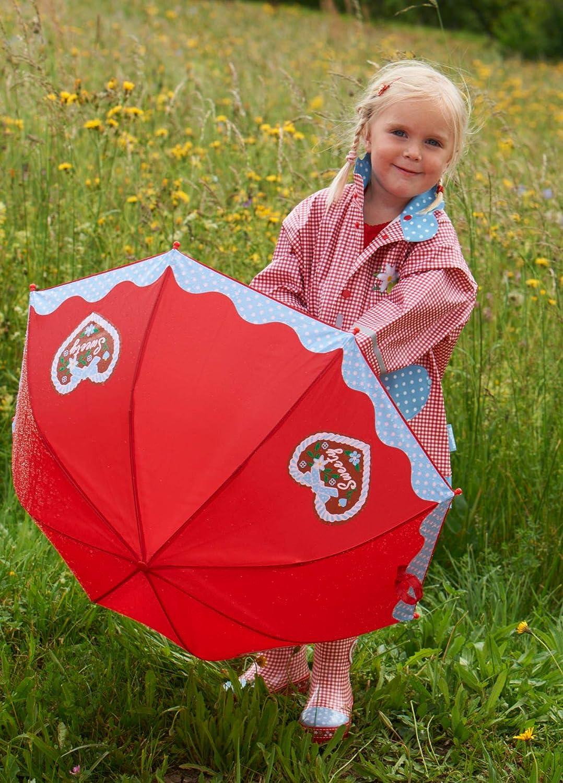 Playshoes Baby-M/ädchen Regenjacke