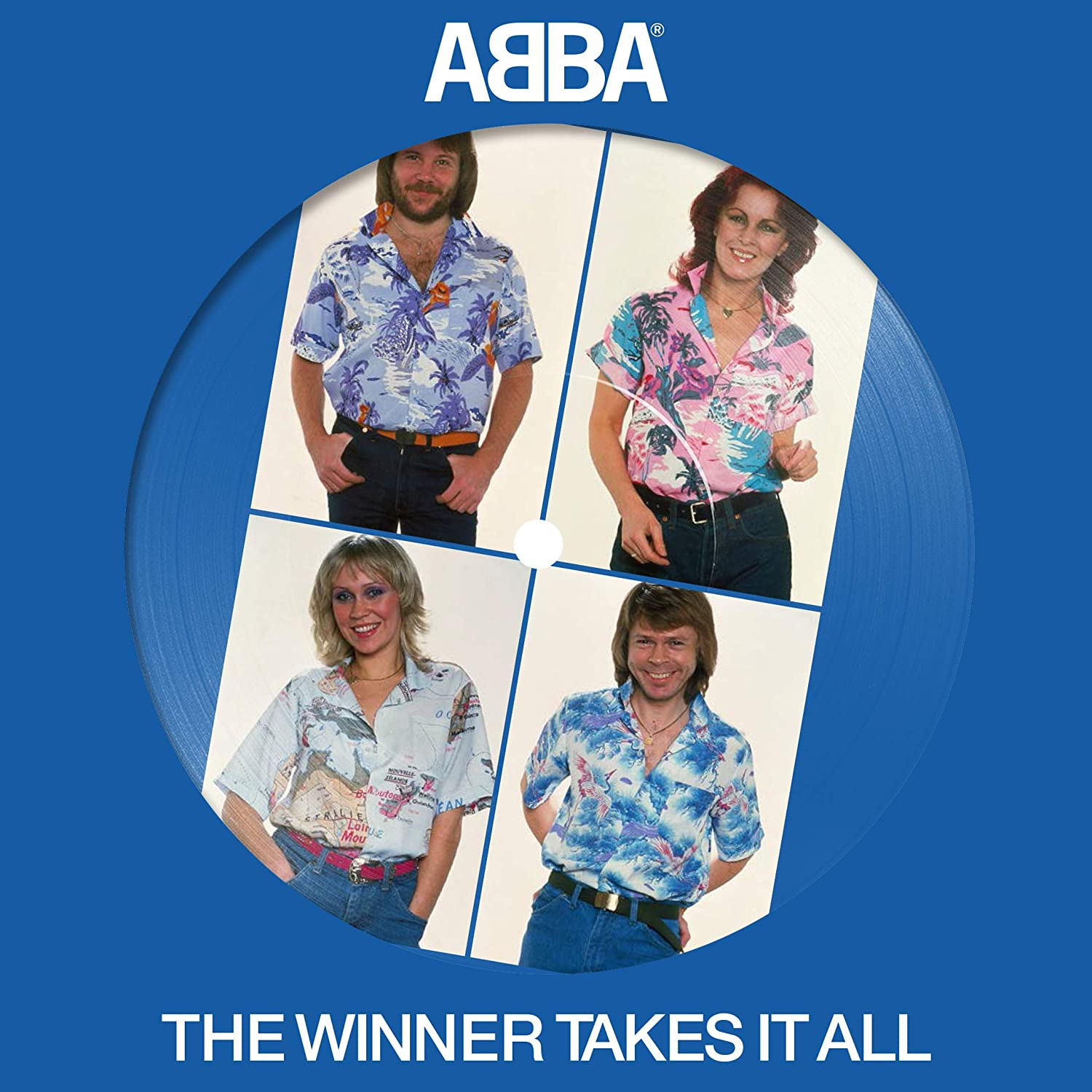 The Winner Takes It All - Picture Disc 7