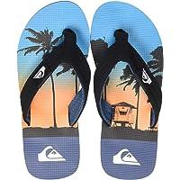 Quiksilver Molokai Layback Youth, Zapatos de Playa