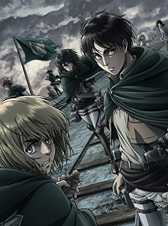 TV Anime QuotAttack On Titanquot Season