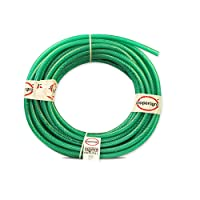 Pepper Agro Garden Hose Car Wash Water Pipe Braided Heavy Duty Half Inch Diameter -10 Meter