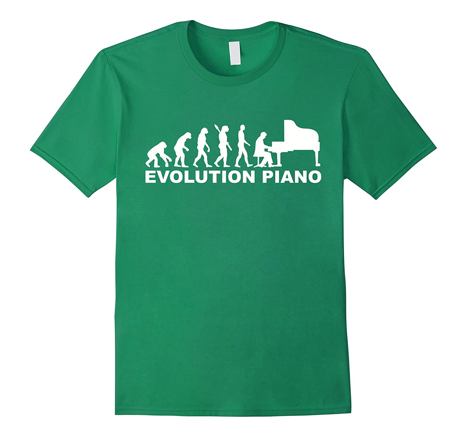 Evolution Grand Piano T Shirt Goatstee