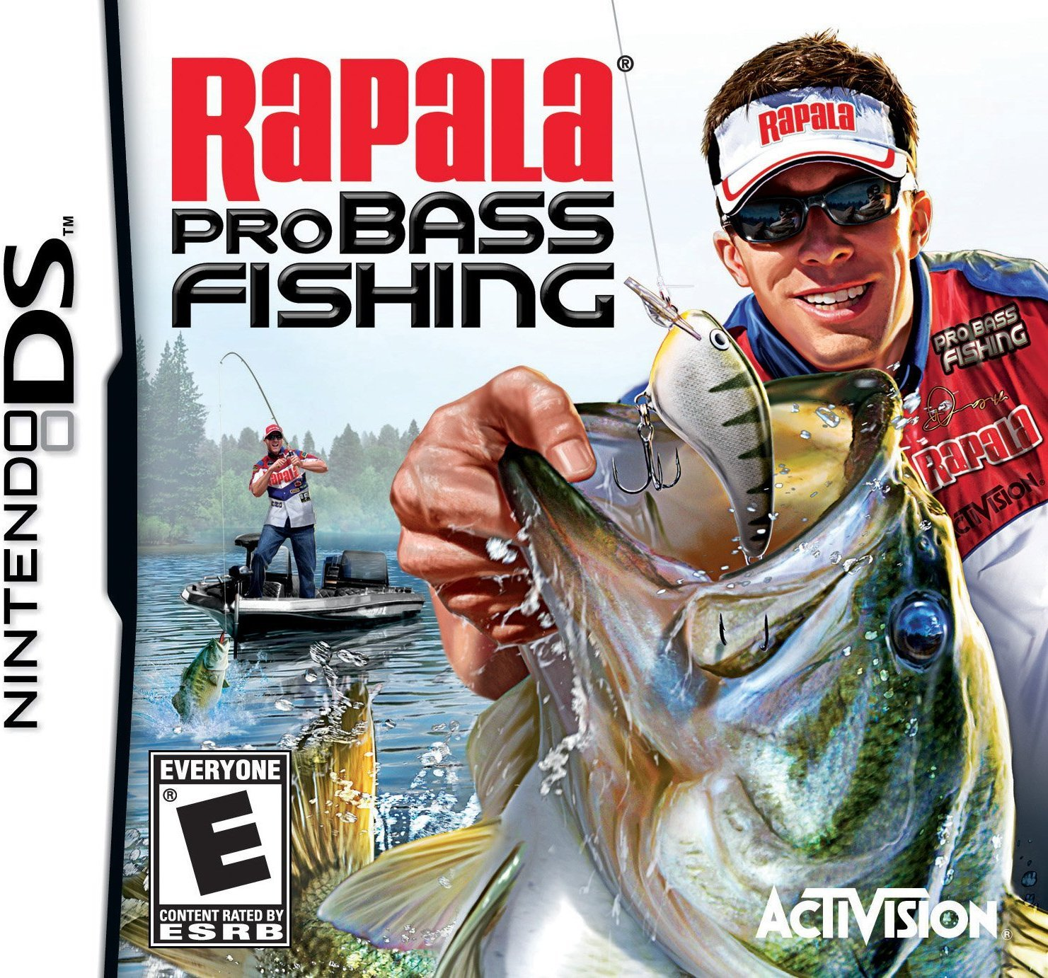 Rapala Pro Bass Fishing 10 - Nintendo DS by Activision