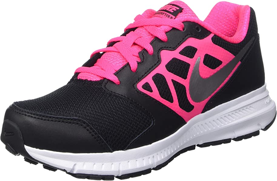 190cf72dd2 Nike Downshifter 6 (Gs/ps), Girls' Competition Running Shoes, Black  (Black), 1 UK / 33 EU Youth: Amazon.co.uk: Shoes & Bags