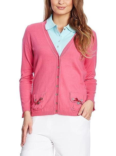 online store a73c0 a04f1 XFORE maglione cardigan da golf da donna cardigan in ...