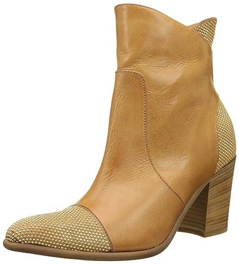 Donna Piu Palma, Botines para Mujer, Marrón (Talco Sella 3000), 38 EU: Amazon.es: Zapatos y complementos