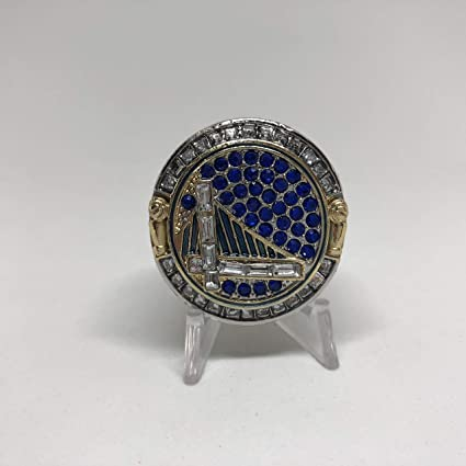 4fe589c6eb7 Image Unavailable. Image not available for. Color  Kevin Durant  35 Golden  State Warriors High Quality Replica 2017-2018 Finals Championship Ring