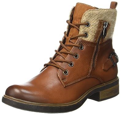7c4b513786a90d Tamaris 25140, Bottes Rangers Femme: Amazon.fr: Chaussures et Sacs