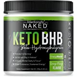 Keto BHB Salts | Pure Exogenous Ketones | Patented Beta Hydroxybutyrate Supplement | Formulated for Easy Ketosis, Energy, Mental Clarity & Focus | Promotes Fat Burning | Orange Mango, 16 Servings