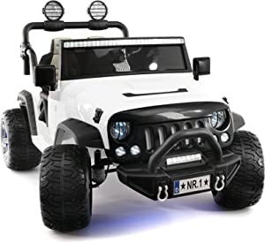 Explorer 2 Seater 12V Power Kids Ride-On Car