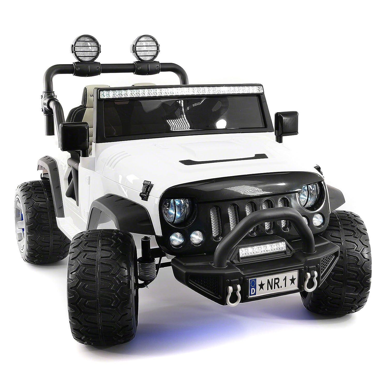 Explorer 2 (Two) Seater 12V Power Kids Ride-On Car Truck