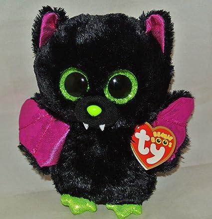 a736d489fcd Amazon.com  NEW! 2015 TY Beanie Boos IGOR - Halloween Black Bat 6