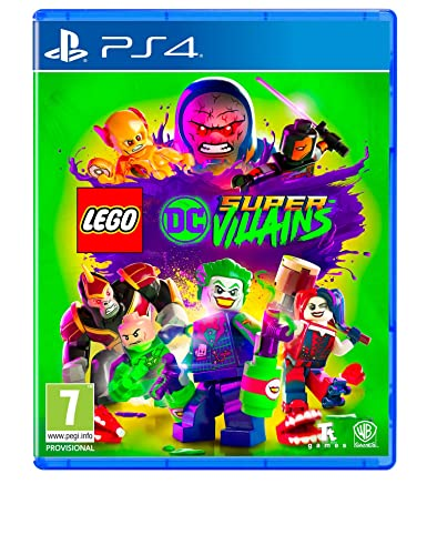 Lego Dc Super Villains (Ps4) by Warner Bros. Interactive Entertainment